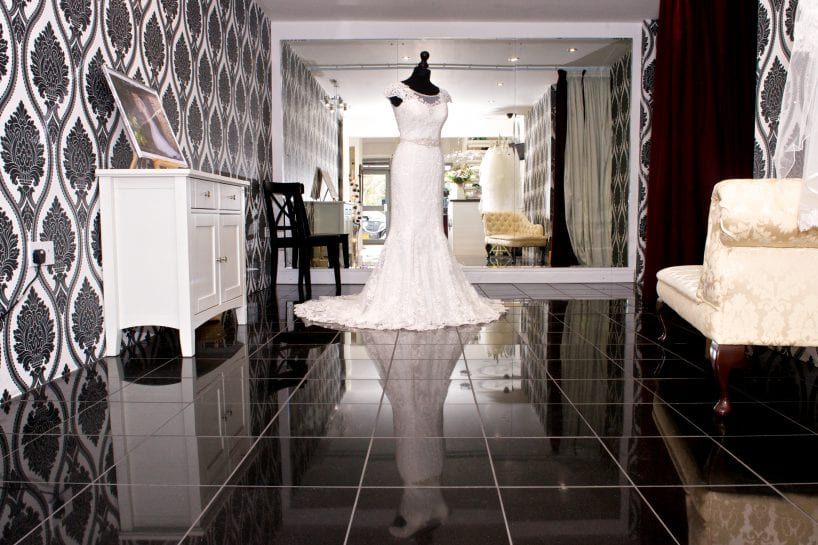 Bridal Box interior